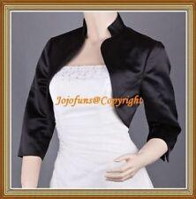 Accessoires boléros noir pour la mariée