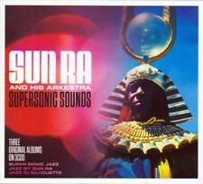 Sun RA and His Arkestra - Supersonic Sounds Cd3 NOTNOW NEU