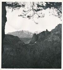 ALPES-MARITIMES c. 1940 - 3 Photos  Guillaume  Provence  - L 82