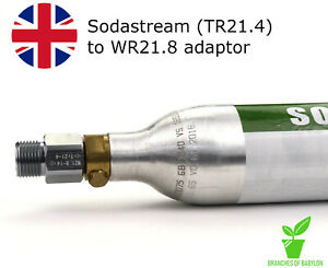 SodaStream Adapter converter | Aquarium & Homebrew | TR21-4 To W21.8-14