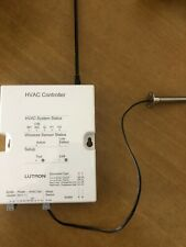 Lutron Lr-hvac-1-wh Single Zone Smart Hvac Controller 24v 50/60hz