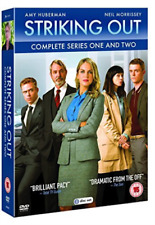 Striking out Complete Series One and Two - DVD Region 2