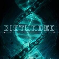 DISTURBED EVOLUTION DELUXE CD (Released October 19th 2018)