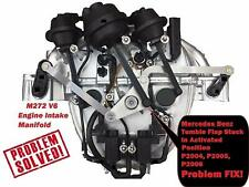 Intake Manifold Air Flap Runner Lever Repair Kit For Mercedes Benz M272 M273 V6