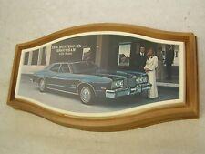 OEM Ford 1976 Mercury Montego Showroom Display Picture