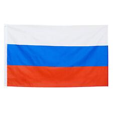 Hissflagge Russland Fahne Flagge Banner mit Ösen 150 x 90 cm WM EM Fanartikel