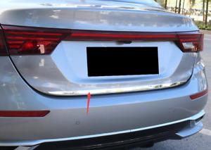 Steel Rear Tailgate Door Trunk Lid Cover For Kia Forte / K3 / Cerato 2019-2021