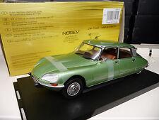 1:18 NOREV Citroen DS23 Pallas vert  hellgrün light green 1. Edition NEU NEW
