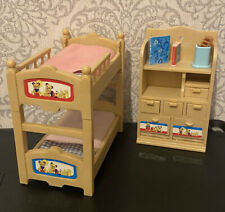 sylvanian families vintage Children Bedroom Furnitures And MoreCailco Critter