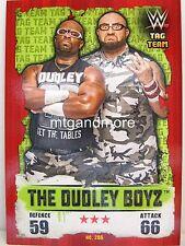 Slam Attax Takeover - #286 The Dudley Boyz