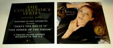 Celine Dion 2000 Double Sided Original Promo Poster Flat
