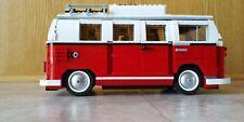 Lego Volkswagen T1 Camper Van (10220) Gently Used Excellent Condition