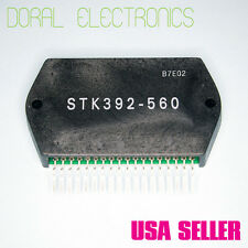 STK392-560 +Heat Sink Compound Free Shipping US SELLER Integrated Circuit IC