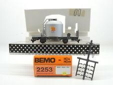 """Bemo 2253  Möhrenkopf  der RhB, Uce 8001 """"B""""  HOm  sehr gut erhalten OVP (110)"""