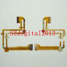 10PCS/ NEW LCD Flex Cable For Sony DCR-SX20E DCR-SX21E Video Camera Repair Part