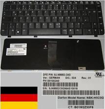 Teclado Qwertz Alemán HP COMPAQ 500 510 520 NSK-H5C0G 9J.N8682.C0G PK1301002A0