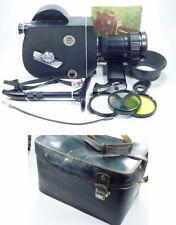 Very good 16mm zoom reflex cine movie camera Krasnogorsk-3 M42 Kit  s/n 8403856