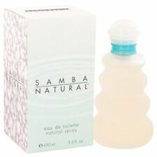 SAMBA NATURAL by Perfumers Workshop Eau De Toilette Spray 3.4 oz for Women