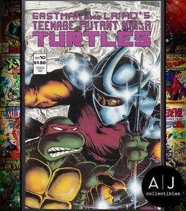 Teenage Mutant Ninja Turtles #10 NM 9.4 (Mirage)
