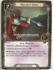 Lord of the Rings LCG - #056 Haradrim Spear - Beneath the Sands