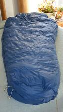 Vintage Down Sleeping Mummy Bag Mountain Products Wenatchee Wash USA 87 x 30 EUC