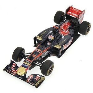 Scuderia Toro Rosso STR6 Sebastien Buemi #18 2011 MINICHAMPS 1/43 F1 Fórmula 1