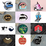 Whale Pin Brooch Enamel Jewelry Cartoon Collar Badge Gift Corsage Brooches Lapel