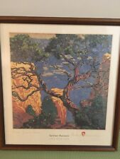 Gustave Baumann 'Piñon Grand Canon ' Signed and Framed Print