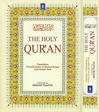 The Holy Qur'an: Translation, Transliteration in Roman Script with Arabic Text