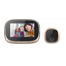 4.3 inch Digital Peephole Door Viewer Camera Wide Angle Doorbell Motion Detect