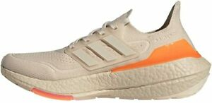 adidas Women Ultraboost 21 Running Shoes Athletic Sneakers Lightweight Cushioned
