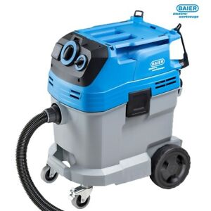 Baier Spezial-Entstauber BSS 606 L nass/trocken inkl. Werkzeugmuffe & PES-Filter