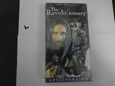 TBN PRESENTS THE REVOLUTIONARY EPIC VERSION VHS NEW - 742476603339