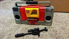 G1 Transformers - Original Blaster Generation 1