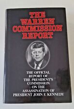 JOHN F.KENNEDY - ASSASSINATION - WARREN COMMISSION REPORT SIGNED BY GERALD FORD