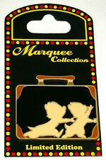 LE Disney Pin✿Chip Chase Dale Marquee Collection Stained Glass Luggage Suitcase