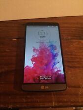 LG G3 LS990 32GB Black Sprint