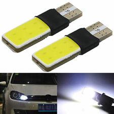 Km _ 2Pcs T10 W5W Hochleistung Cob LED Kein Fehler Keilabsatz Seite Licht Lampe