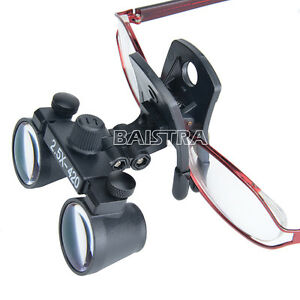 Dental Clip Type Surgical Medical Loupes Dentistry Magnifier Loupes TOP