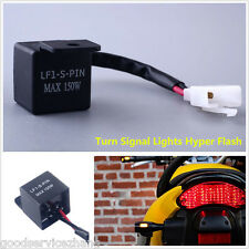 2Pin Electronic Motorcycle LED Turn Light Flasher Relay Turn Signal Rate Control