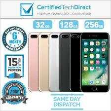 Apple iPhone 7 Plus 4G 32GB 128GB 256GB A1784 Excellent 6 Month Warranty