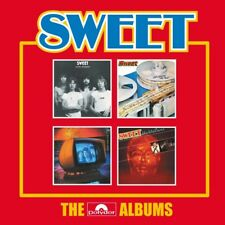 SWEET The Polydor Albums 4CD Compilation NEU 2017