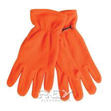 """Guantes Forro Polar NARANJA UNISEX Gloves """"Envío Desde ESPAÑA"""" d10"""