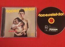 MODESELECTOR MODE SELECTOR HAPPY BIRTHDAY CD