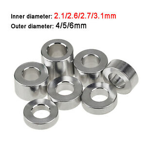 M2.1 M2.6 M2.7 M3.1 Aluminum Alloy Spacers Standoff Washer Stand off Spacers