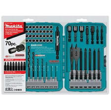 New Makita 70 Piece Impact Driver Bit Set