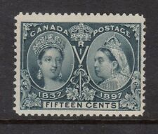 Canada #58 VF/NH **With Certificate**