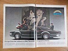 1969 Oldsmobile Olds Toronado Ad For Great Car Lovers