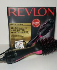 Revlon One-Step Hair Dryer & Volumizer Hot Air Brush Pro Collection Pink