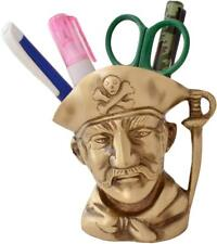 """Decorative Pirates Pen stand Office Stationery  Holder 4"""""""